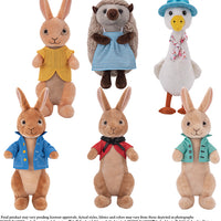"Peter Rabbit Assorted Characters (Small) 6-8"" ($3.80/EA DELIVERED)"
