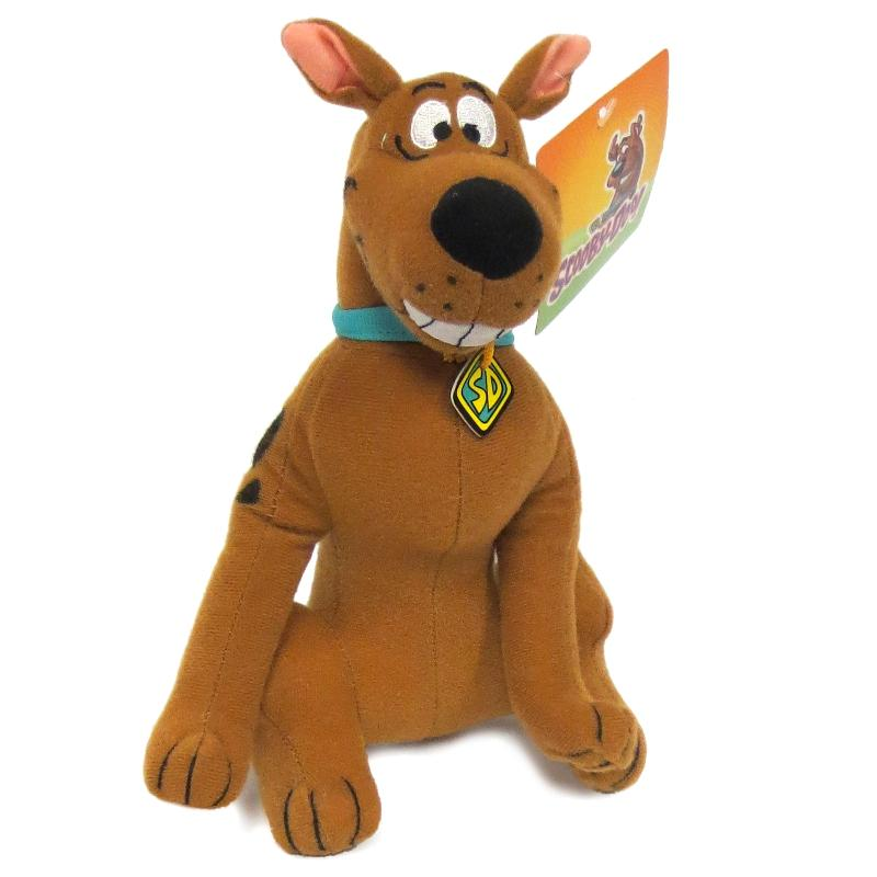 Scooby Doo Sitting Plush (Small)