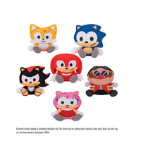 Sonic Big Heads Plush (Small)