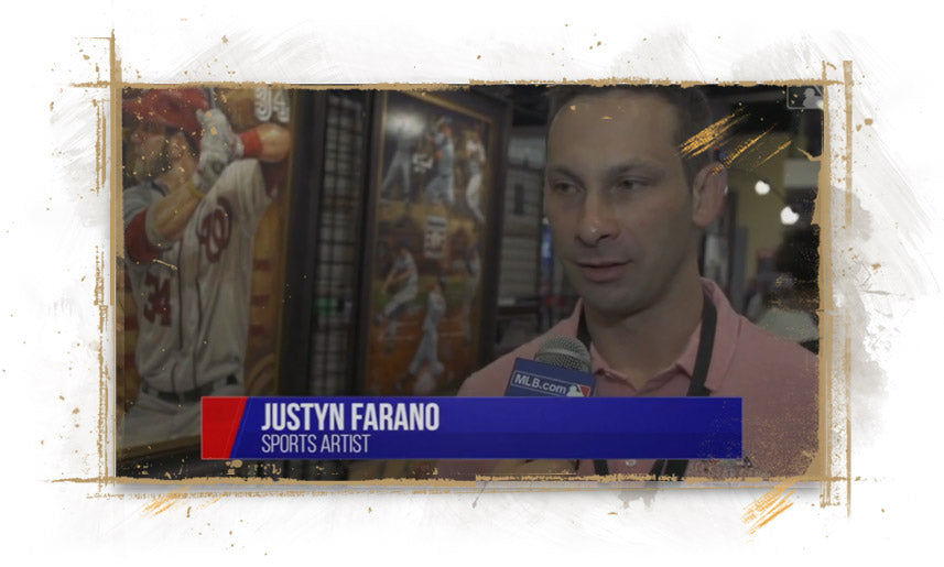 2018 MLB All-Star Game FanFest with Justyn Farano