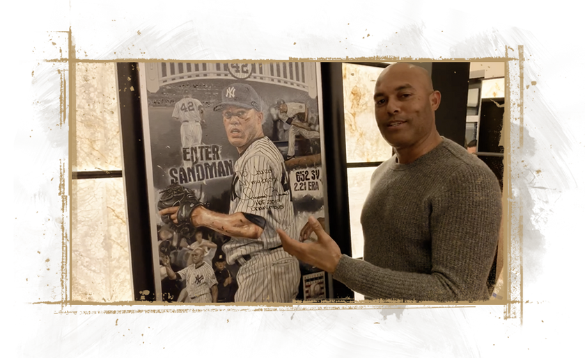 Mariano Rivera Hall of Fame Induction Interview