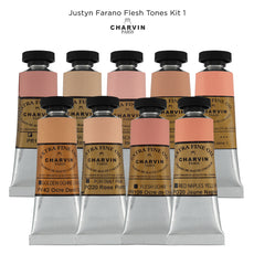 FLESH TONES<br>PAINT KIT