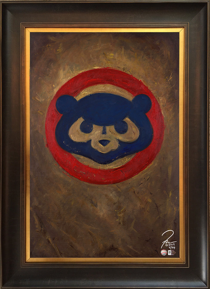Chicago Cubs Vintage Logo,
