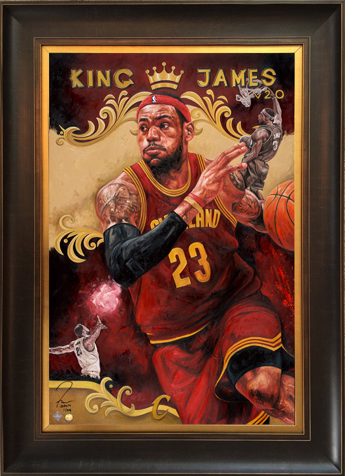 LeBron James,