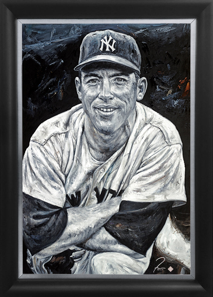 Mickey Mantle,