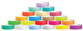 "Tyvek® 3/4"" Sheeted Solid wristband"