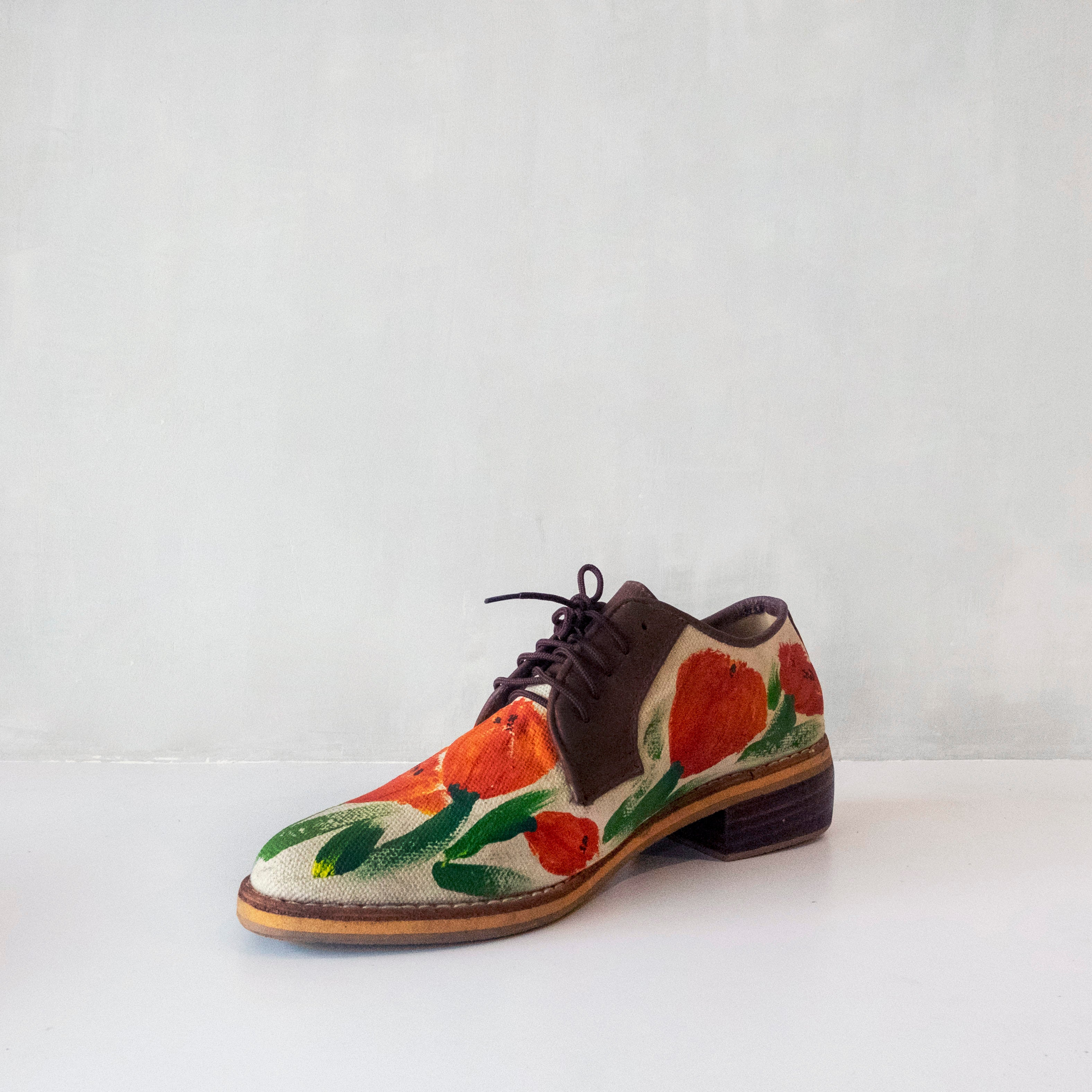 The Oxfords in Tulips