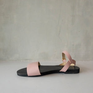 Cohleene with Straps in Blush