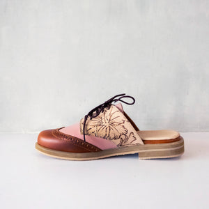 Mela Brogue Slides