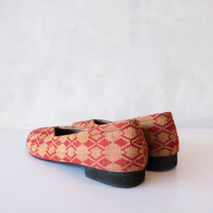 Banawa in Red/Orange