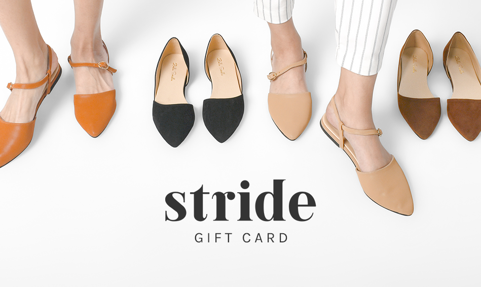 Stride Gift Card