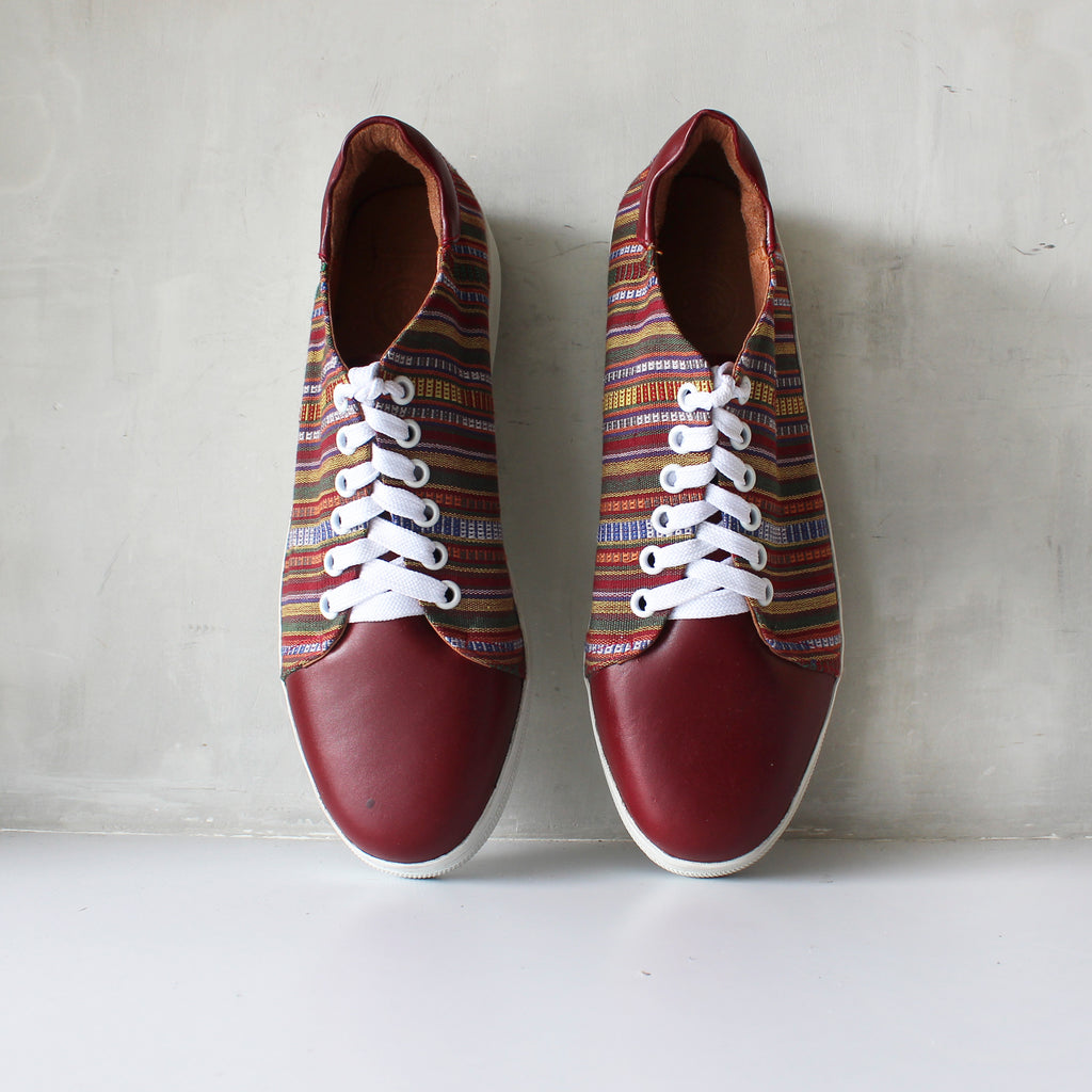 Poch Leather Sneaker