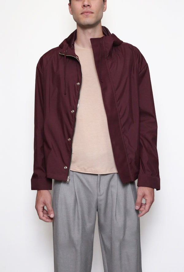 Boa Vista Jacket Burgundy