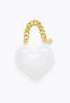 Polly Heart Bag White/Transparent