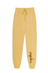 Surreal Yellow Logo Pants