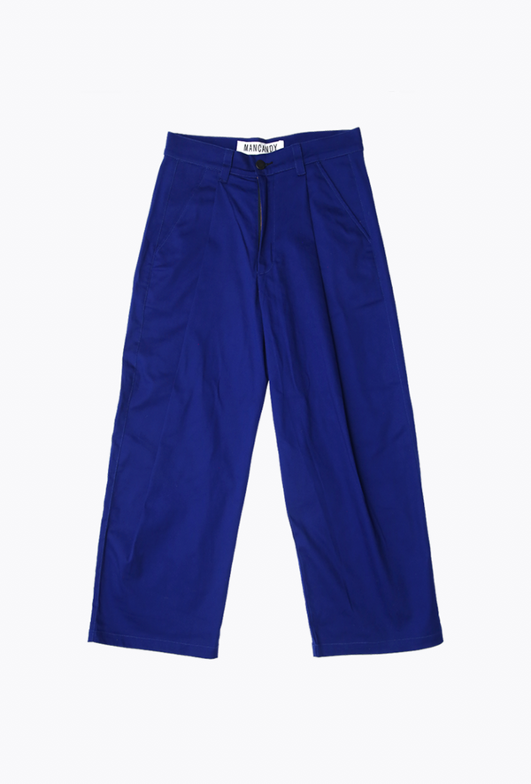 Pete Blue Trousers