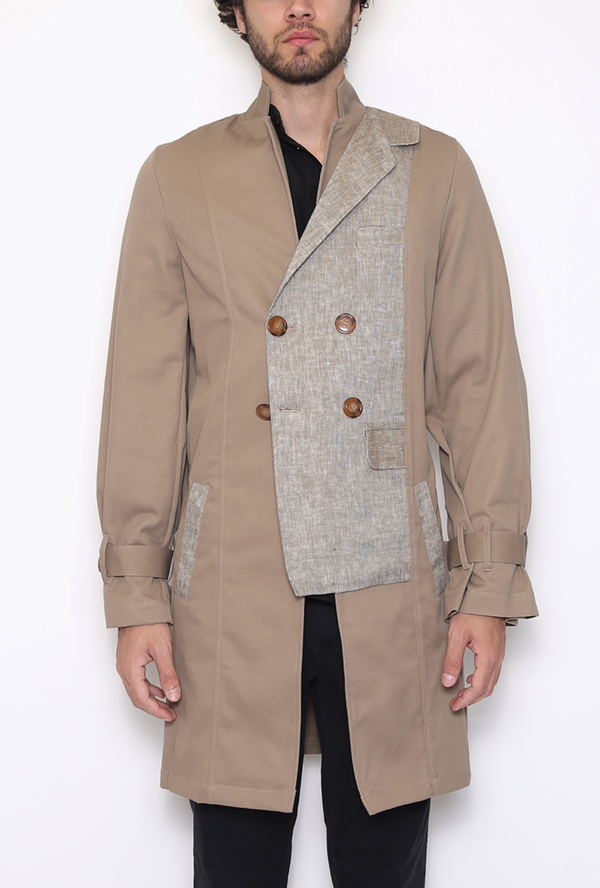 Centeotl Trench Coat