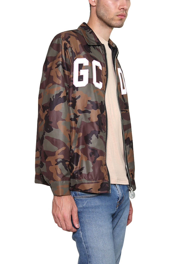 Coach Nylon Jacket Camo