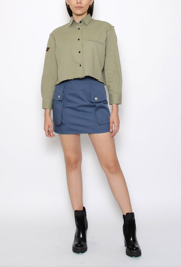 Big Pockets Skirt