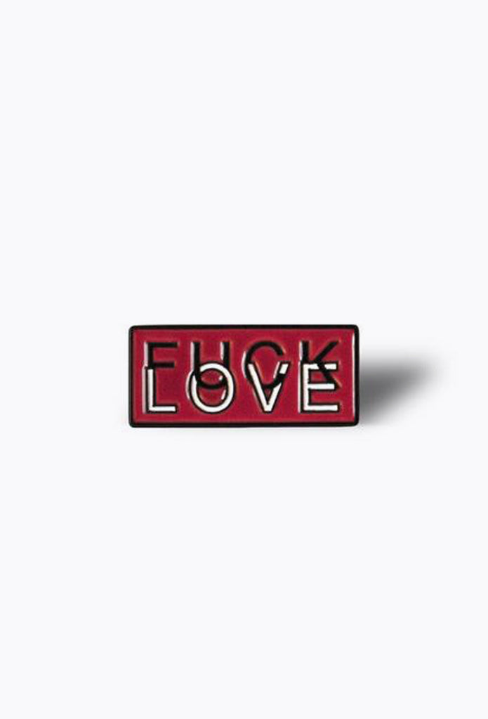 Pin Fuck Love
