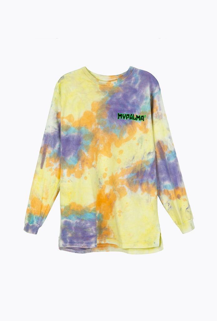 Chaos Kid Purple Tie Dye
