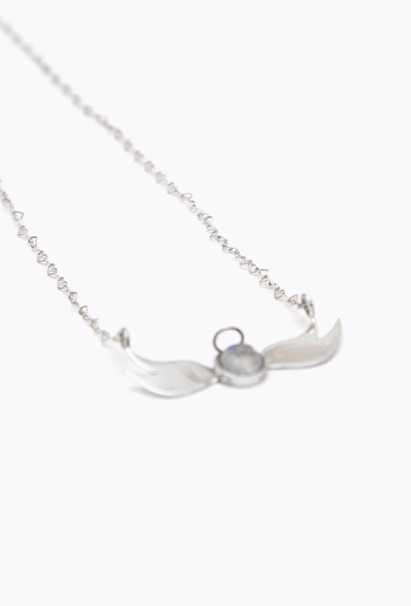 Necklace Moon Angel