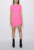 Fluo Asymmetric Dress