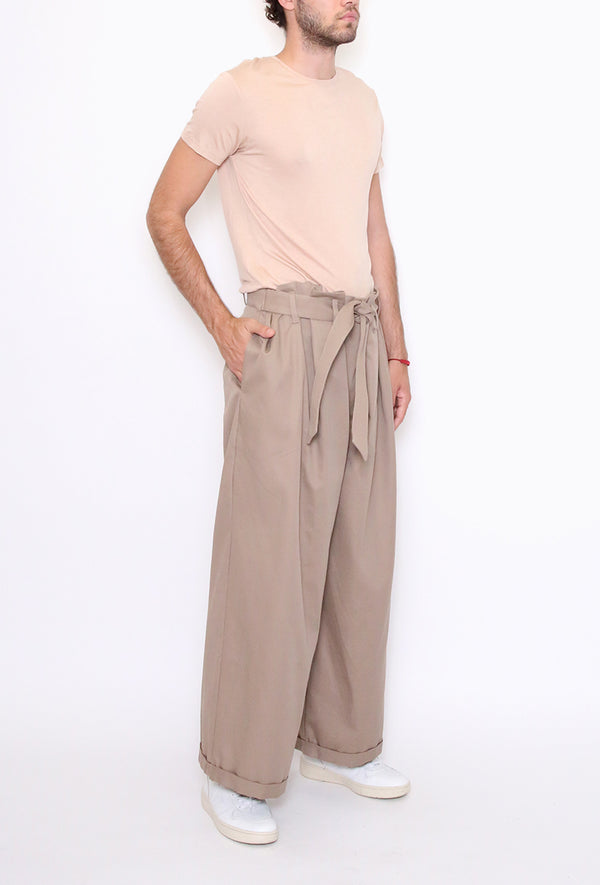 Anahuacalli Trousers Khaki