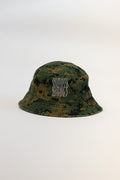 Camo Pixel Bucket Hat