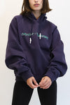 Hoodie Weiws Embroidery