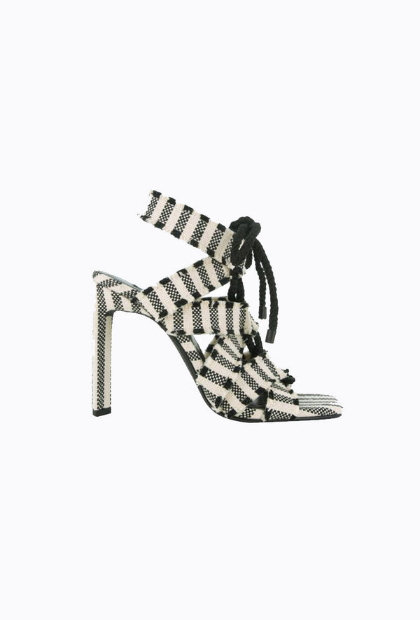 Zapatos Altos Sully Monochrome
