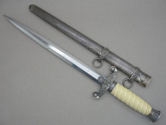 Army Officer's Dagger by F.W. Holler Solingen