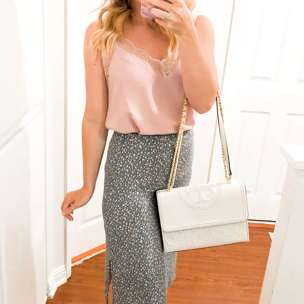5 Ways to Style the Sage Midi Skirt