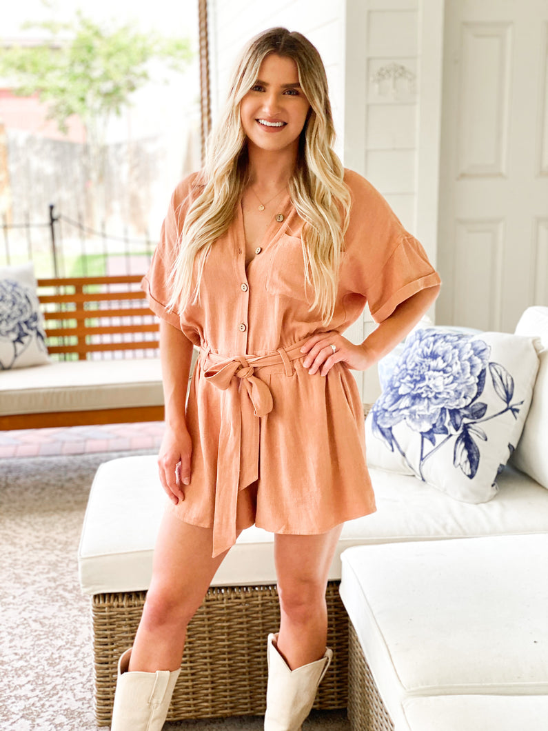 Destination Romper