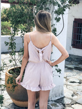 Load image into Gallery viewer, Mauve Weekend Romper