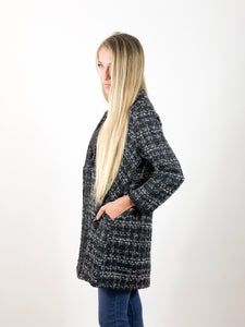On-The-Town Tweed Jacket