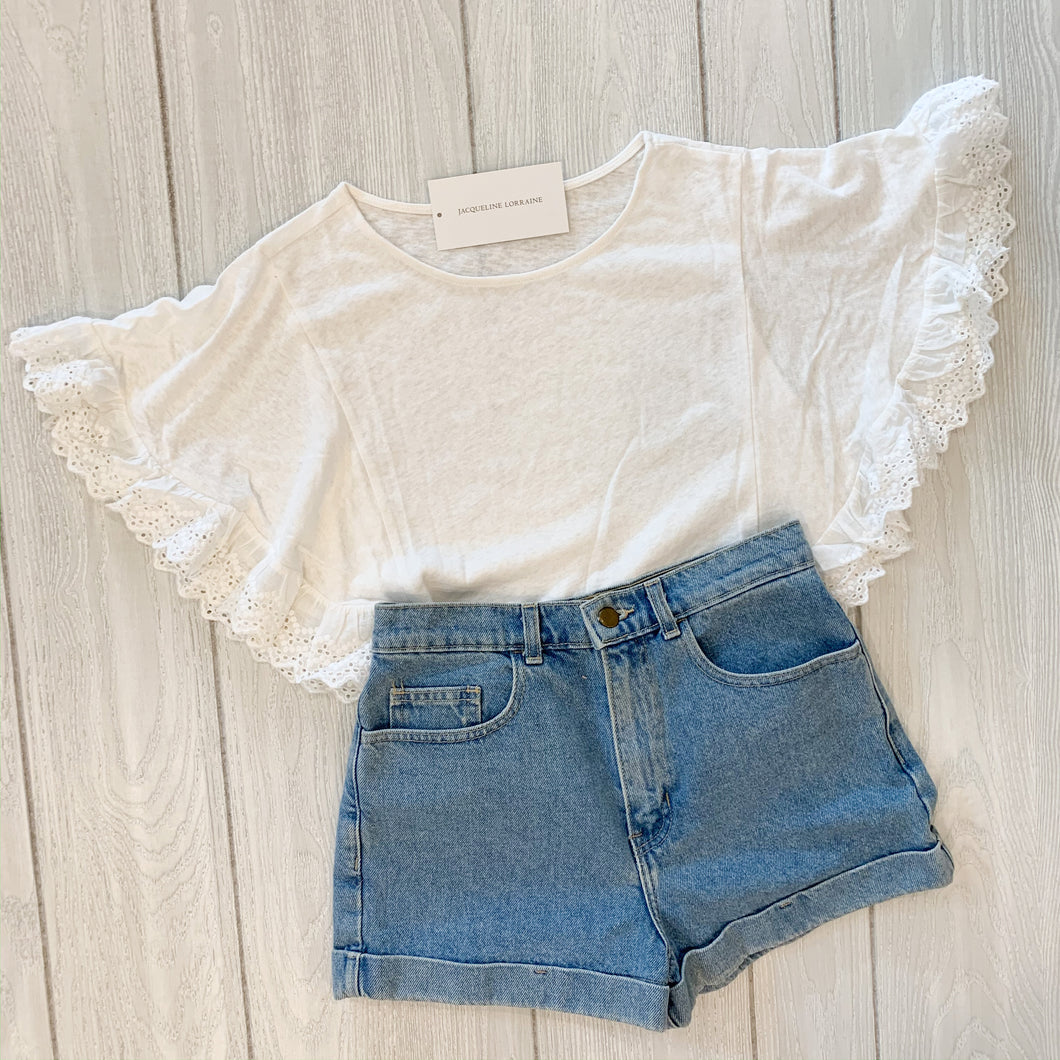 Summer Lovin' Top in White