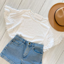 Load image into Gallery viewer, Summer Lovin' Top in White