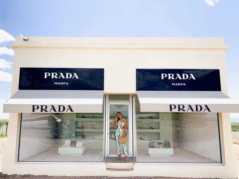 Prada Marfa Adventure, totally worth it!