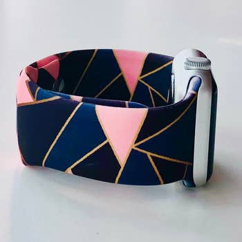 Geometric Apple Watchband