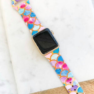 Mermaid Magic Apple Watch Band