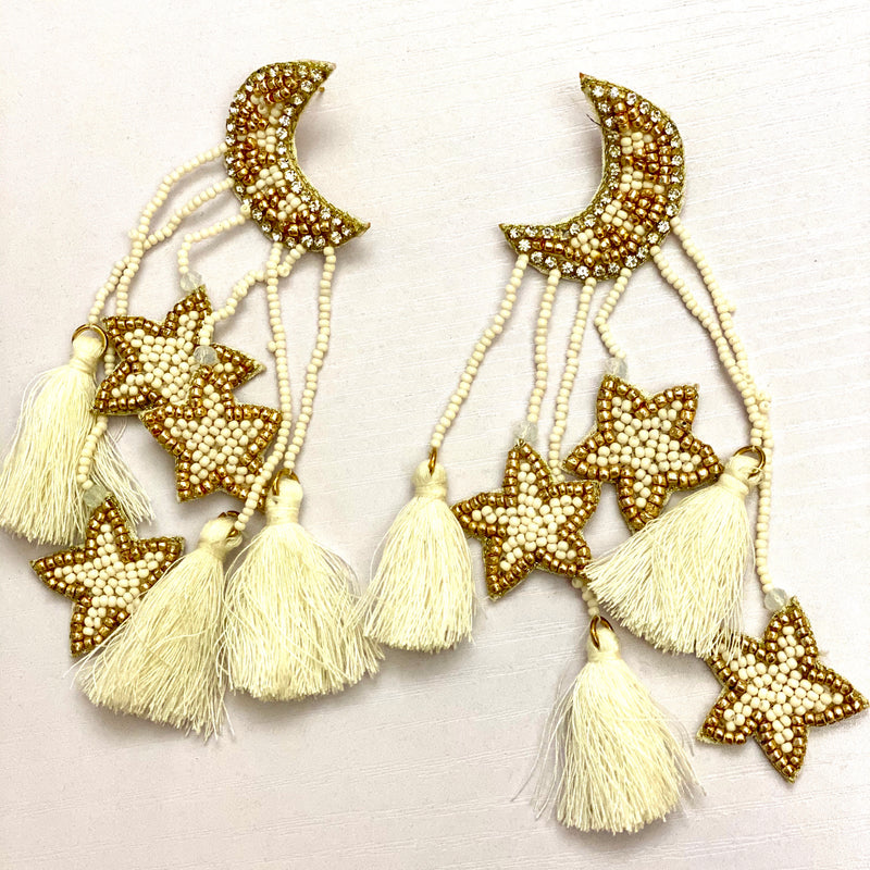 My Moon and Stars Earrings