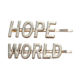HOPE WORLD bobby pin