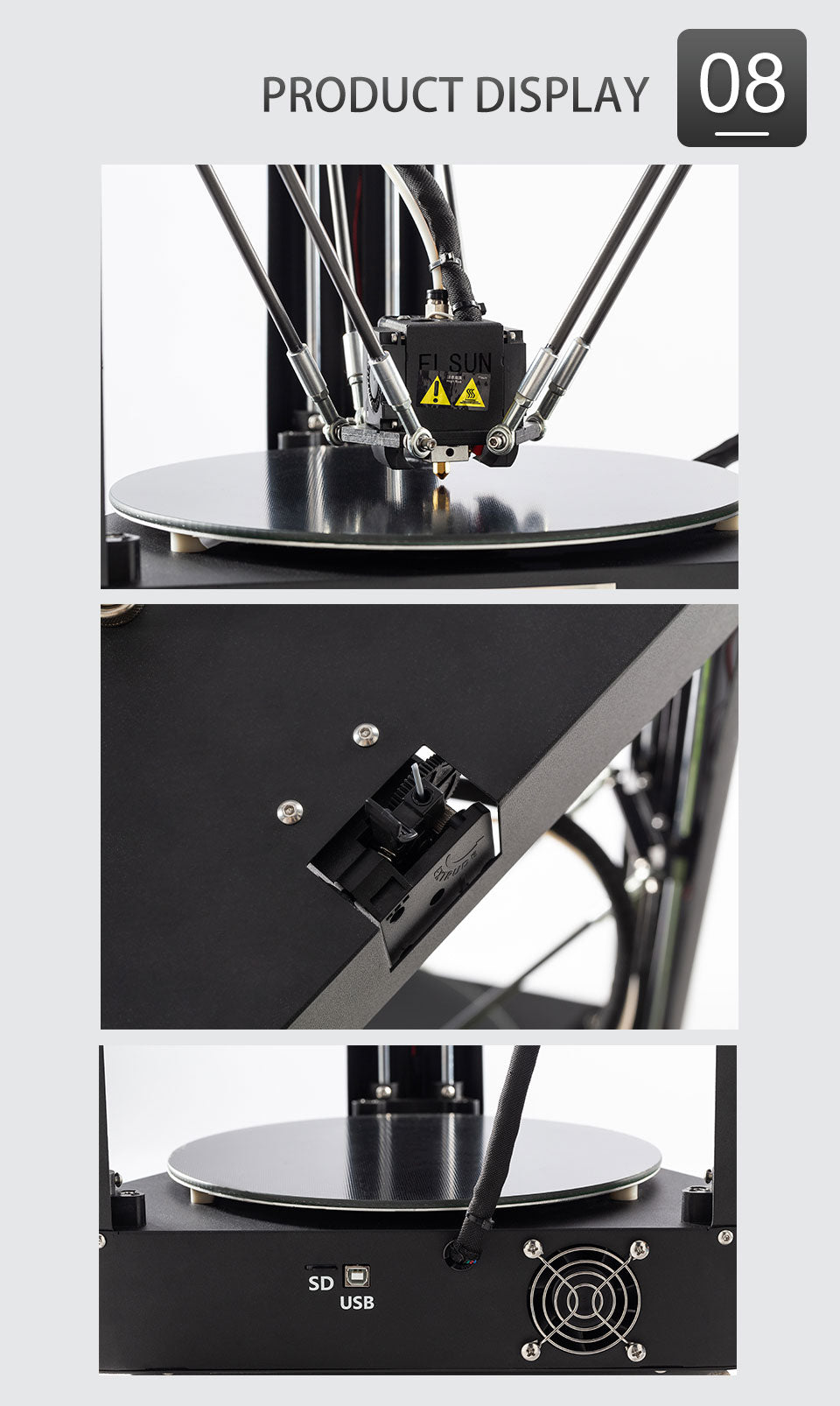 Flsun QQ-S Pro is the perfect 3D printer for people in Perth who are looking for an affordable device that is fast, can produce large prints, and is user-friendly.