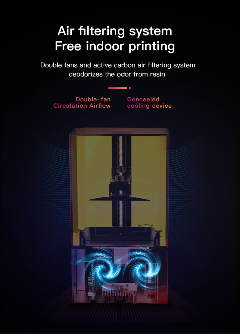 In conclusion, the LD-002R Resin is a quality 3D printer that is easy to assemble, reliable, and affordable. Because of this, it is a popular option that has a large amount of consumers.
