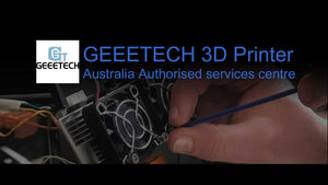 Geeetech 3d Printer authorized services repair centre