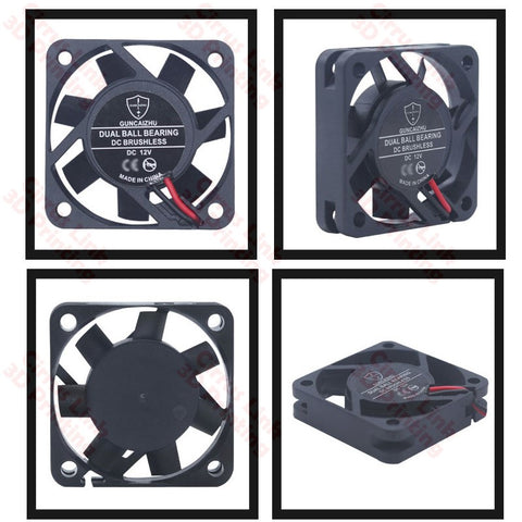 4010 3D printer cooling fan