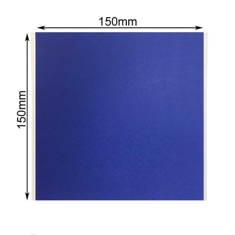 Build platform Kapton Blue tape surface 150mm X 150mm
