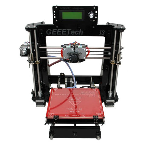 Geeetech I3 PRO C Dual Extruder (UNASSEMBLED KIT)
