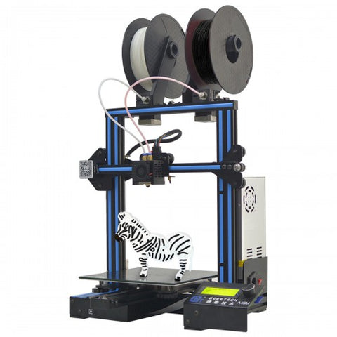 Geeetech A10M 2in1Out Dual Extruder Mix-color 3D printer